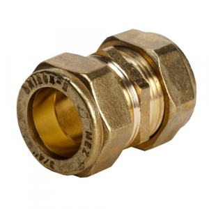 310 - Brass Coupler