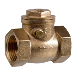 General Purpose BSP Flap Non Return Valves
