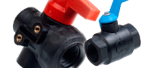 Plastic valves category image