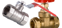 Valves category image