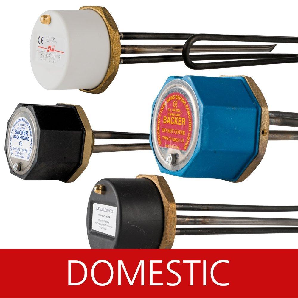 Domestic elements graphic