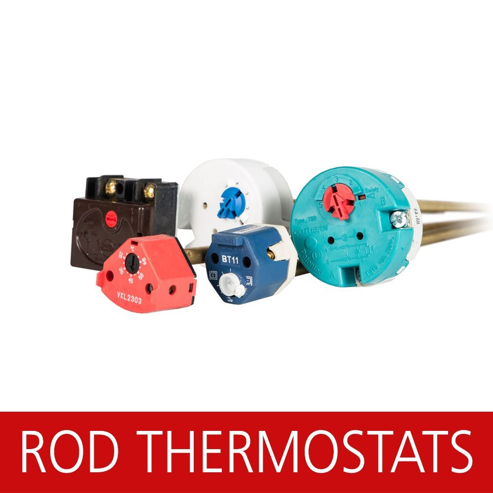 Rod thermostats graphic