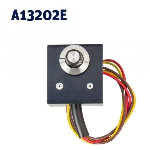 Variable Regulator for Resistance Heaters or Quartz Lamps (Dimmer Switch), 230V or 110V, 15 Amp