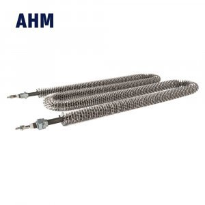 M Shaped Finned Heating Elements for air- 230V, 445mm x 70mm, 4KW