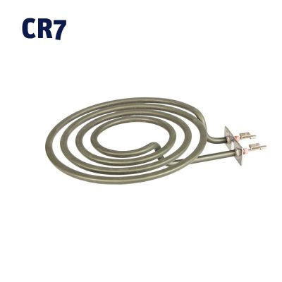 Cooker Element, 6 inch 3- Turn, 6 inch 4- Turn, 7 inch 4- Turn