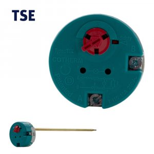 11 inch 16Amp Plug in Stat Mx 70°C – Safety 80°C - Has built in high limit/manual reset and is known as a combination Thermostat