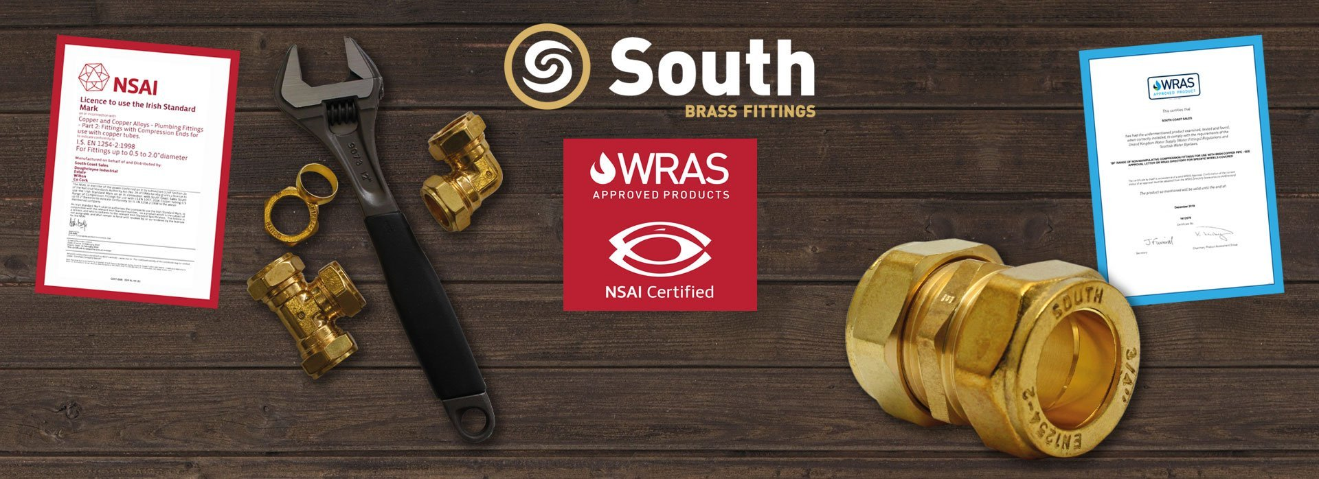 South Brass Fittings slide