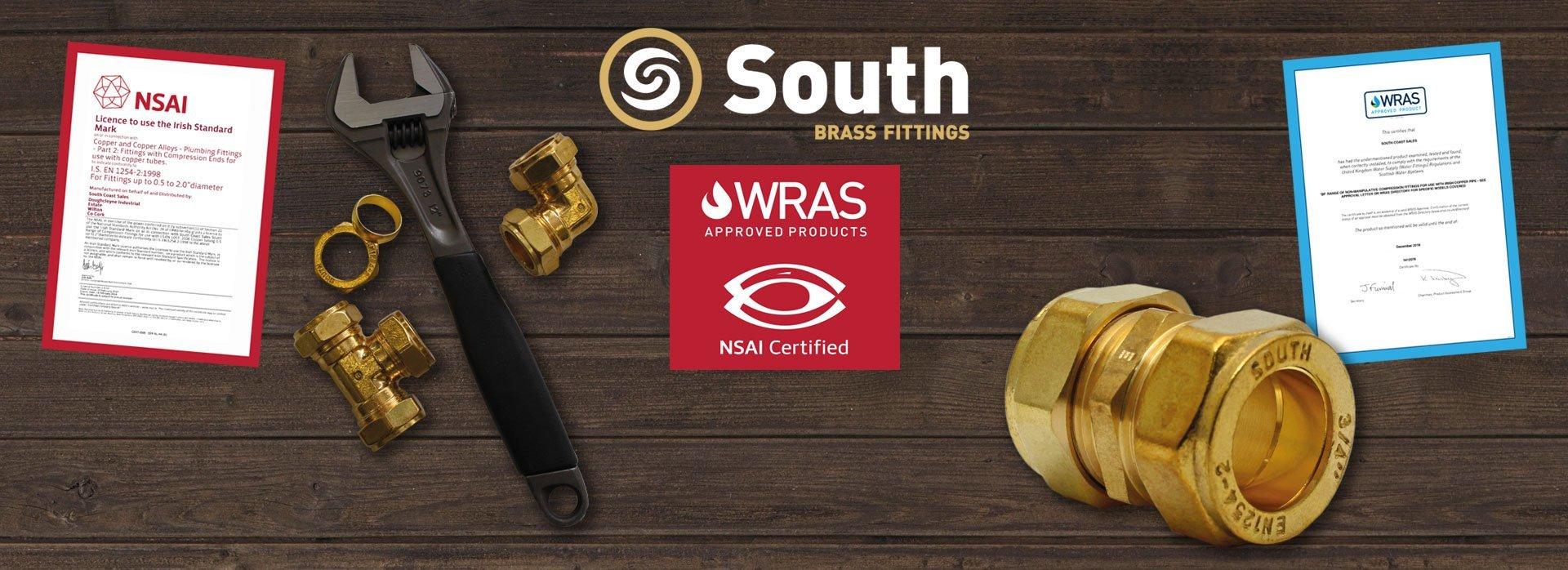 South Brass Fittings slide