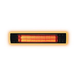 2.0KW Infrared Heater glowing