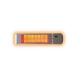1.5KW Infrared Heater glowing
