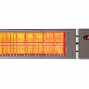 Ideal 1.5KW Infrared Patio Heater with Remote Control