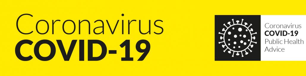 Coronavirus Covid-19 graphic