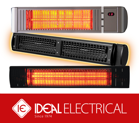 Ideal Electrical home page graphic