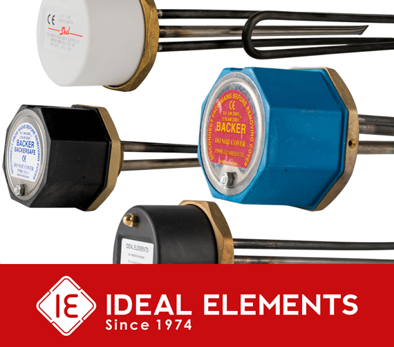 Ideal Elements home page graphic